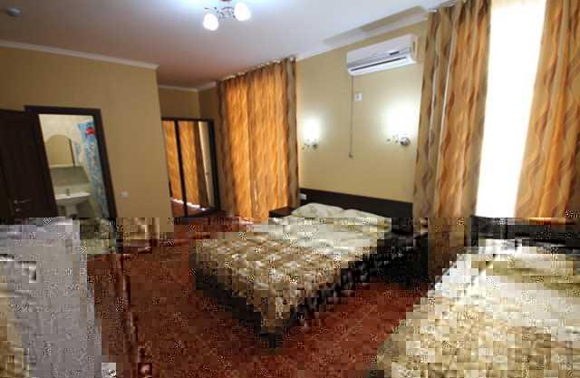 гостевой дом Совиньон - трехместный стандартный номер