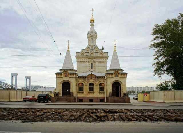 Храм Матронушки-Босоножки