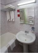 "Гостиница ""Азимут"" - Ванная комната"